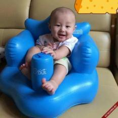 Ghế cho bé tập ngồi bằng hơi
