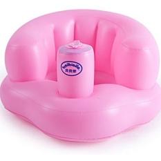 Ghế hơi tập ngồi bơm tay tiện dụng cho bé Royal kid (Hồng)