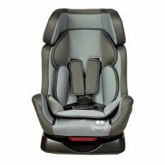 Ghế ngồi ô tô cho bé Zaracos Aroma 7196 – Grey – sơ sinh đến 6 tuổi.