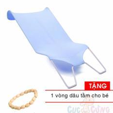 Giá Khuyến Mại Ghế tắm cho bé Jiading loại 3 0703 TẶNG 1 vòng đeo tay dâu tằm cho trẻ
