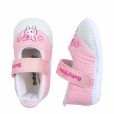 Giày tập đi bé gái BabyOne SS0824 HELLO B&B Size 18