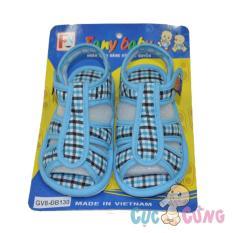 Giày tập đi Fany GV8 _ 140 – màu xanh