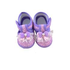 Giày vải tập đi cho bé gái