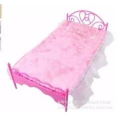 giường ngủ búp bê đơn giản