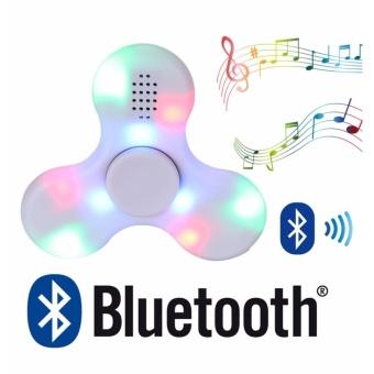 Hand Spinner 1 TIẾNG Đèn Led - Sạc Cổng USB - Phát Nhạc Bluetooth LGX020