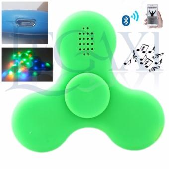 Hand Spinner 1 TIẾNG Đèn Led - Sạc Cổng USB - Phát Nhạc BluetoothLegaxi LGX020