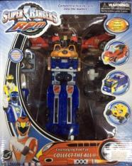 Hộp đồ chơi siêu nhân cơ động