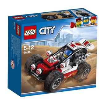Hộp LEGO City Xe Buggy 60145 (81 chi tiết)