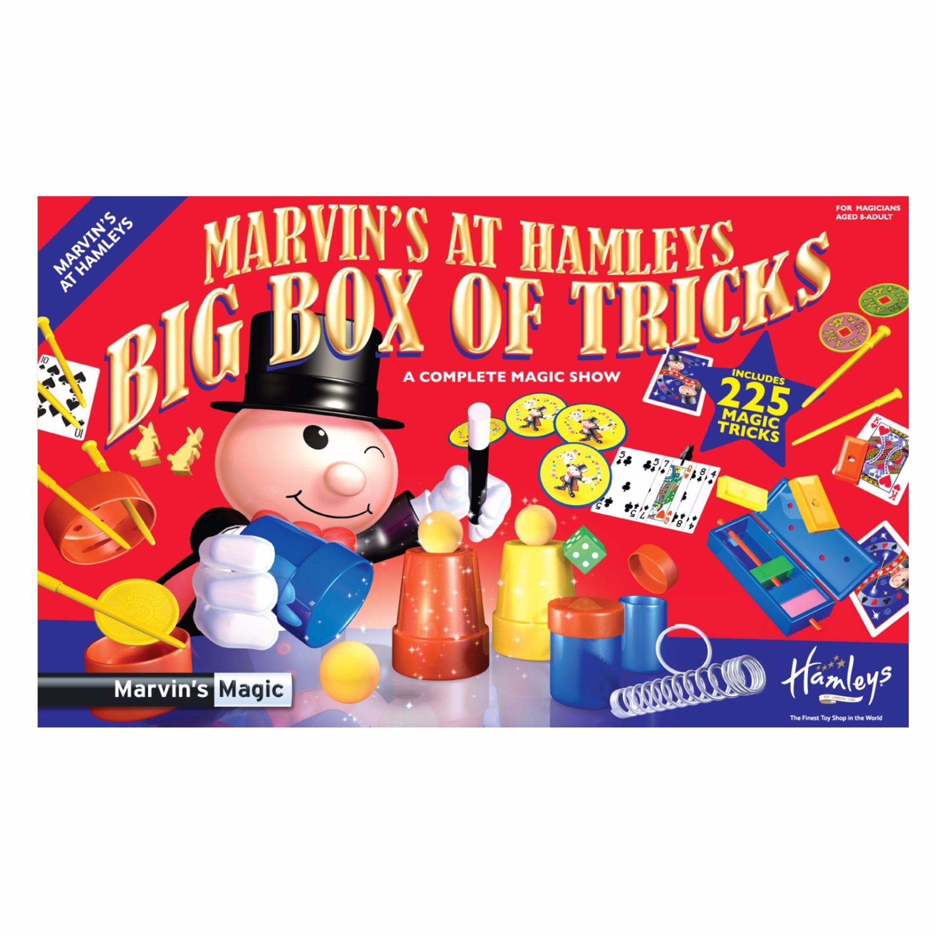 Hộp trò chơi ảo thuật Hamleys