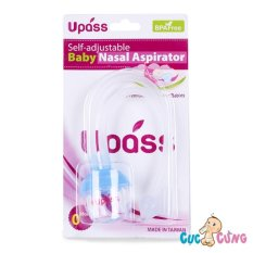 Hút mũi dây cao cấp silicon cho bé UPASS (Standard Editon, Made in Taiwan) UP1006C