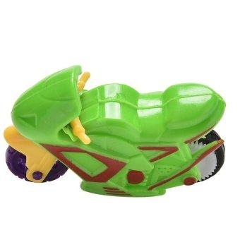 Inertia Moto Bike Children Mini Small Motorcycle Car Vehicle Toys -intl