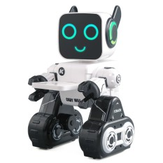 JJRC R4 Intelligent Multi Functional Remote Control Robot RC Toy Coin Bank Gift for Children – intl