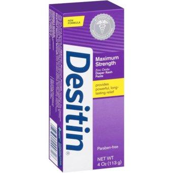 Kem trị và ngừa hăm Desitin tím (113g)