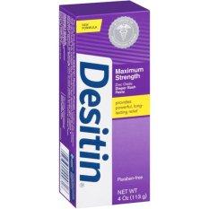 [Date 08/2021] Kem trị và ngừa hăm Desitin tím (113g)