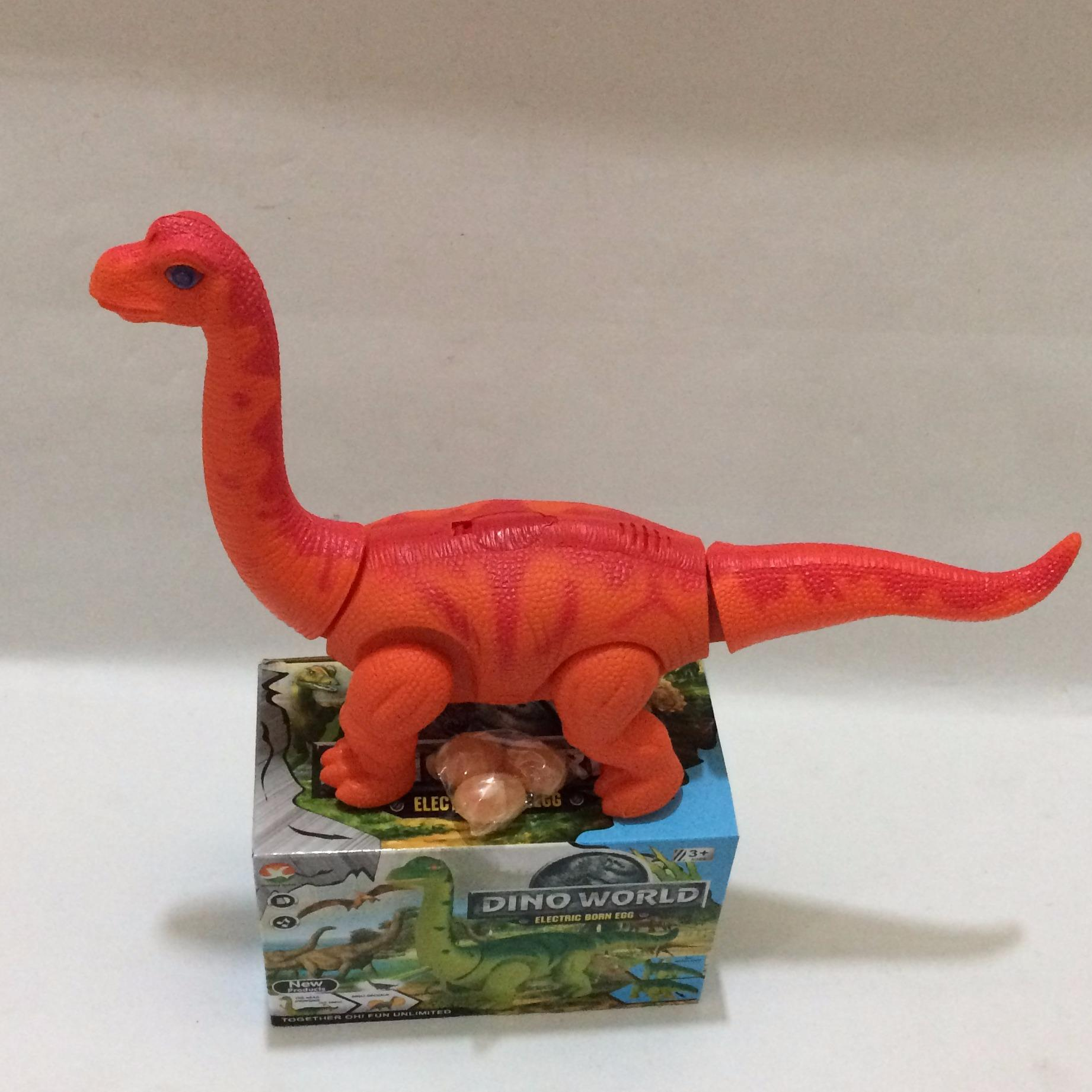 khủng long chạy pin dino warld 9789-66