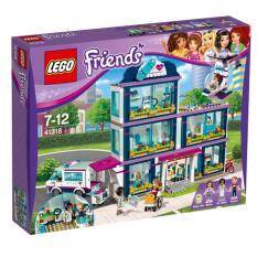 LEGO Friends Bệnh Viện Heartlake (41318) 871 chi tiết