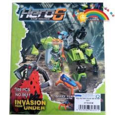 Lego Hero6 No.8611 KT1079