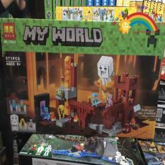Lego MyWorld No.10193 KT890