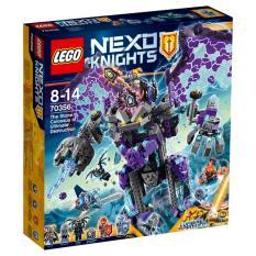 LEGO Nexo Knights Khổng Lồ Đá Hủy Diệt Tối Thượng (70356) 785 chi tiết