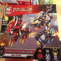 Lego Ninja TM6410-1 KTA754
