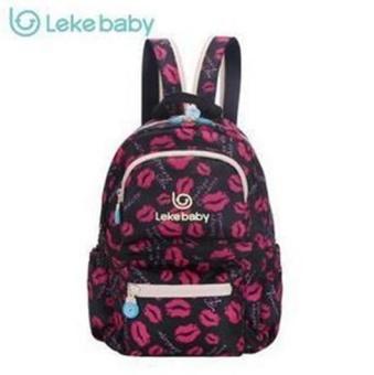 LEKEBABY 2017 Update High Capacity Splashproof Diaper Backpack -intl