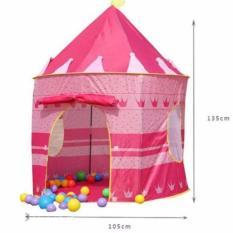 Lều bóng lâu đài công chúa xinh xắn cho bé(Hồng) – Kmart