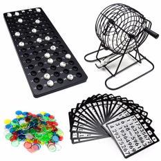Lồng quay loto bingo bằng sắt cao cấp