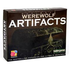 Ma Sói Artifact – Cổ Vật Huyền Thoại (Bản mở rộng Ma sói Ultimate Deluxe)