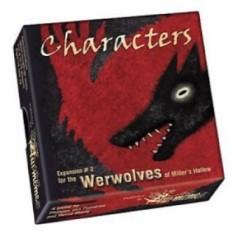 Thẻ bài Ma Sói Characters Boardgame giá rẻ