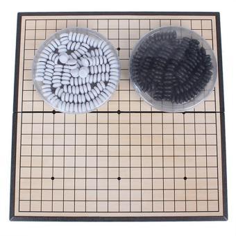 Magnetic Stone Go Board Game Full Set 19 x 19 Line Weiqi Baduk -Intl - Intl