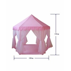 Lều cho bé/ lều cắm trại/ lều công chúa/ lều lục giác phong cách Hàn Quốc