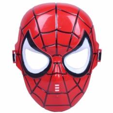 Mặt nạ người nhện Spider man có đèn phát sáng