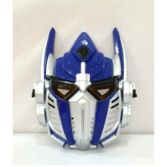 Mặt Nạ Siêu Nhân Biến Hình Transformer Optimus Prime có đèn và nhạc
