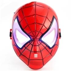 Mặt nạ Spider man đèn led sáng