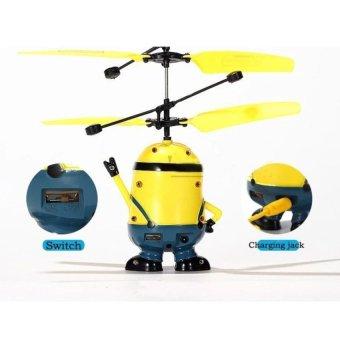 Hình thu nhỏ Máy bay cảm ứng Minion