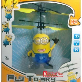 Máy bay trực thăng tự động cân bằng Despicable ME 2 (mẫu cải tiến)