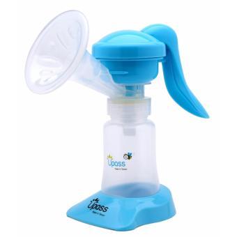 Máy hút sữa bằng tay thông minh có mát-xa bằng Silicon UPASS-UP1637