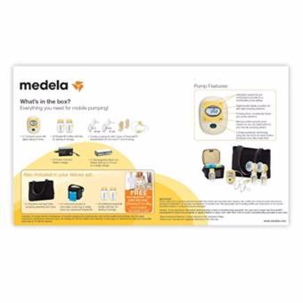Máy hút sữa Medela Freestyle đầy đủ