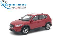 Mazda CX-5 WELLY 1:36 (Đỏ)