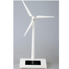 epayst Mini Solar Energy Wind Mill Toy Children Science Education Tool
