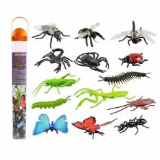 Mô hình côn trùng mini Safari – bé học thế giới xung quanh (Nhập khẩu từ Mỹ)