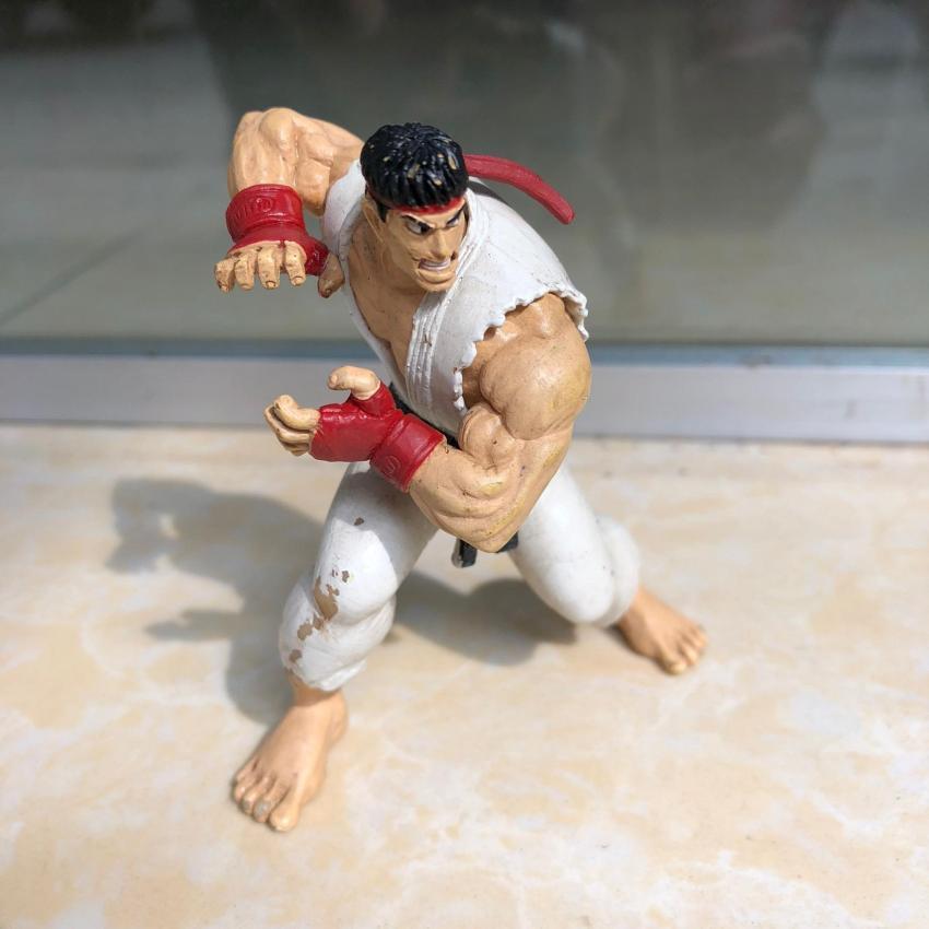 Hình ảnh Mô hình đồ chơi Ryu Street Fighter 4 (Phiên bản giới hạn)