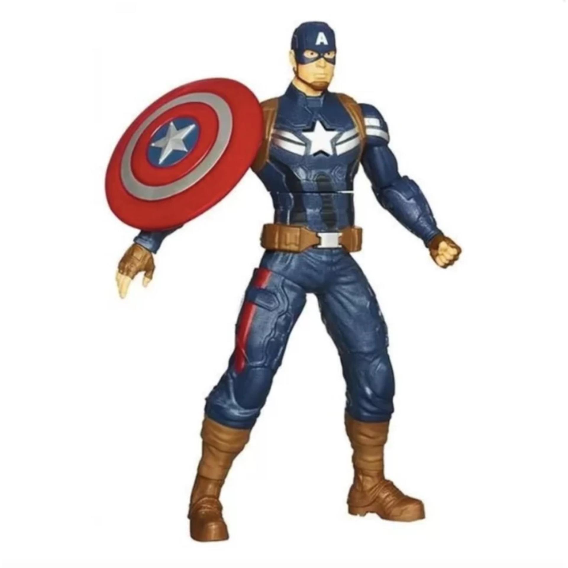 Mô hình Đội Trưởng Mỹ Marvel Captain American