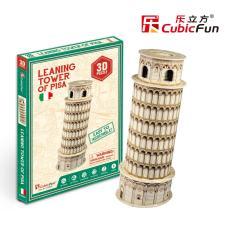 Mô hình đồ chơi lắp ghép trí tuệ 3D Cubic Fun – Tháp nghiêng Pisa