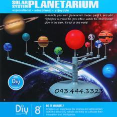 Mô Hình Hệ Mặt Trời