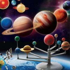 Mô Hình Hệ Mặt Trời SOLAR SYSTEM DIY