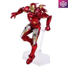 Mô hình nhân vật Figma EX-018 Iron Man Mark VII: Full Spec ver [FMS]