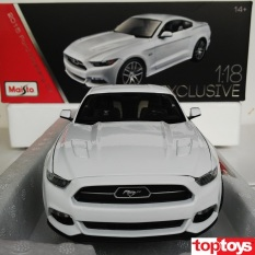 Mô hình ô tô TopToys 2015 FORD MUSTANG 38133