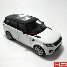 Mô hình ô tô Toptoys 2015 Range Rover Sport White