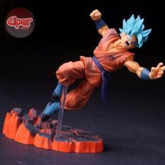 Mô hình Songoku Blue chiến đấu – Mô hình Dragon Ball